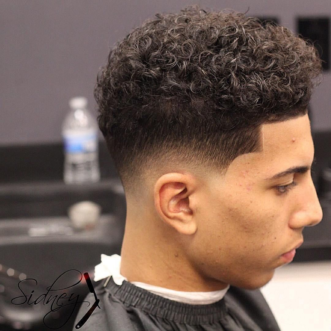 Pin On Stylish Curly Hairstyles For Men
