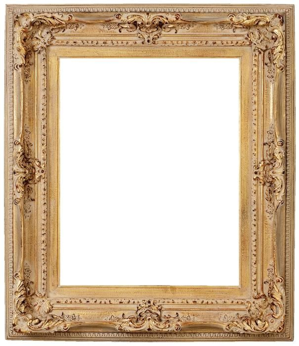 This Mirror Could Look Ugly And Old Fashioned But In This: Gella Classic French Style Frame