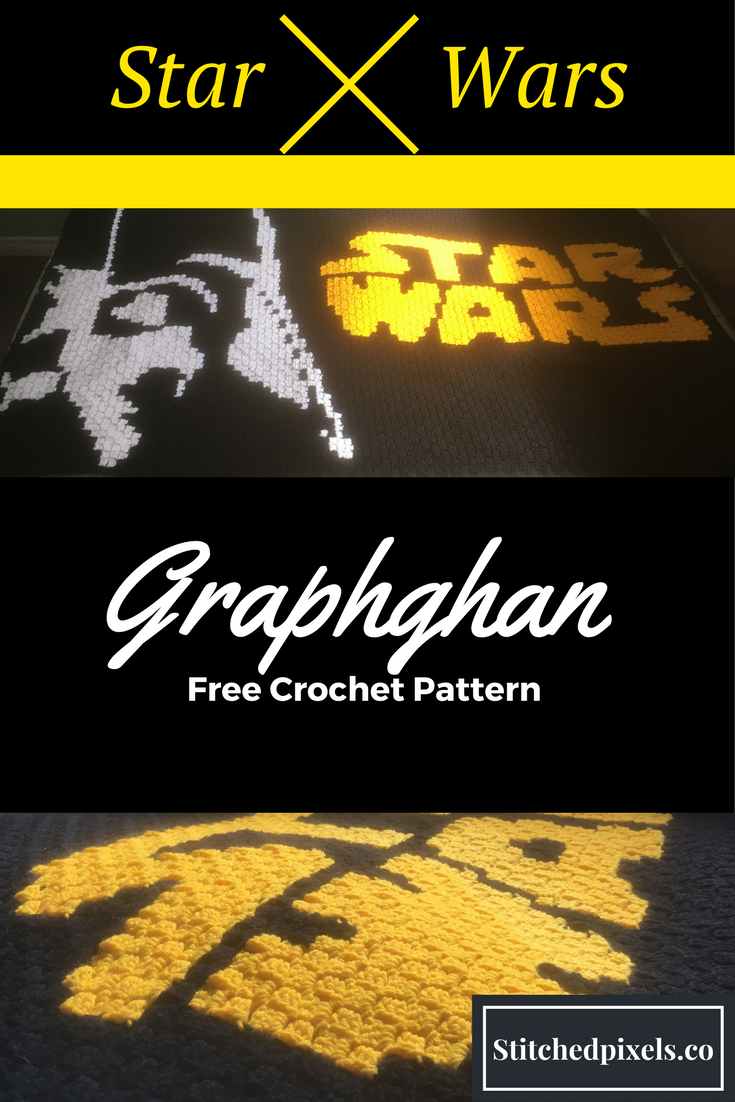 Surprise any Star Wars fan with this minimalist, modern pattern ...