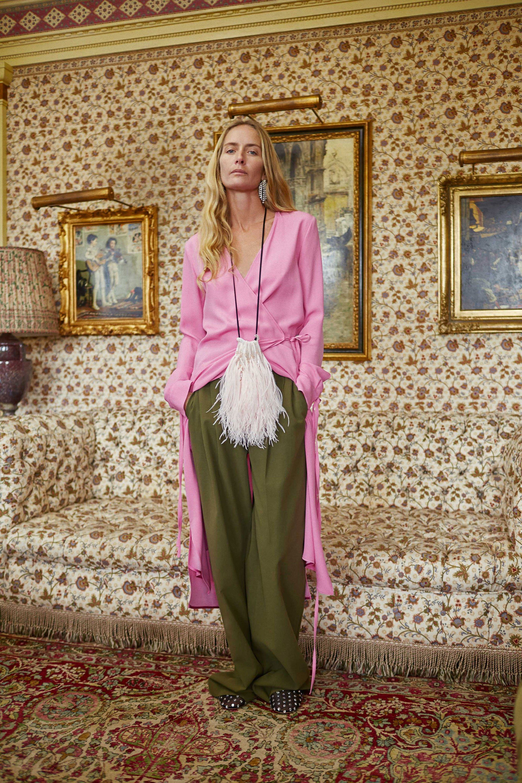 Attico Spring 2018 Fabric Fashion How To Wear Milan