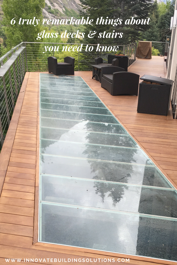 6 Truly Remarkable Things About Glass Floors And Stairs Glass Floor