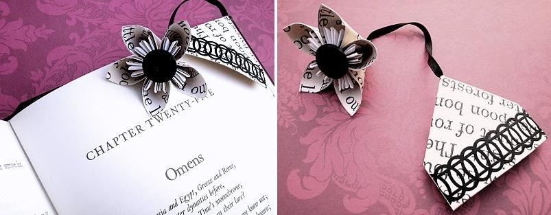 15 Unusual Bookmarks and Unique Bookmark Designs - Part 3 ...