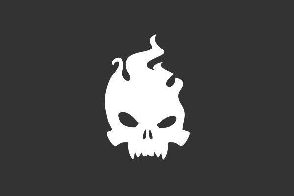Ghost Rider Logo Ghost Logo Ghost Rider Tattoo Logo Design Art