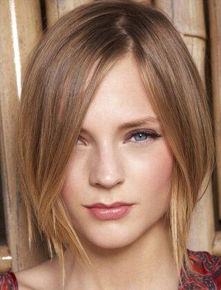 Krótkie Fryzury Z Cienkich Włosów Część I Modne Fryzury W 2017 Dla