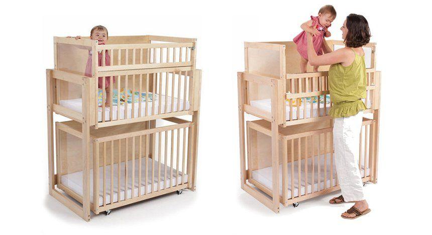 5xx Error   Baby cribs, Baby cribs for twins, Space saving ...