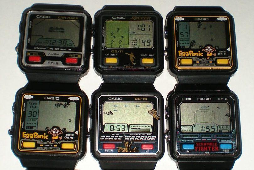 8860bf8a81e Casio Game Watch. My precious time killer when i was in primary school