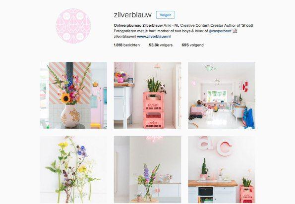 hemelsblauw | Tip - Top 7 Instagram accounts