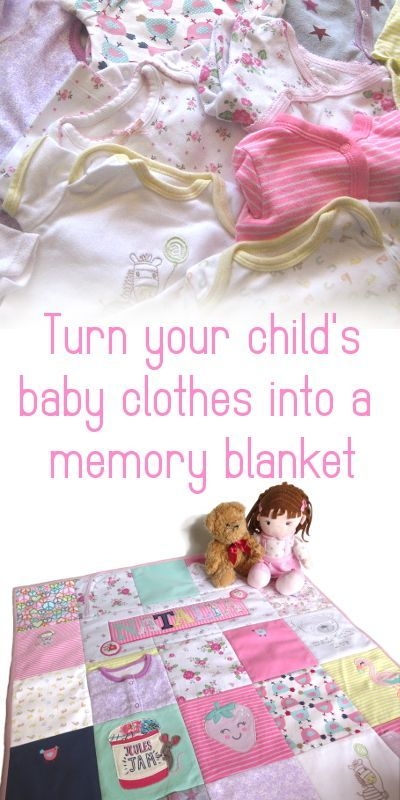 Memory Quilt Ideas Instructions DIY Video Tutorial   DIY   Pinterest ...