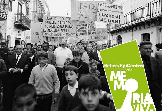#InvasioniDigitali il 23 aprile alle ore 15:30. Invasore: BeliceEpiCentro #laculturasiamonoi #liberiamolacultura