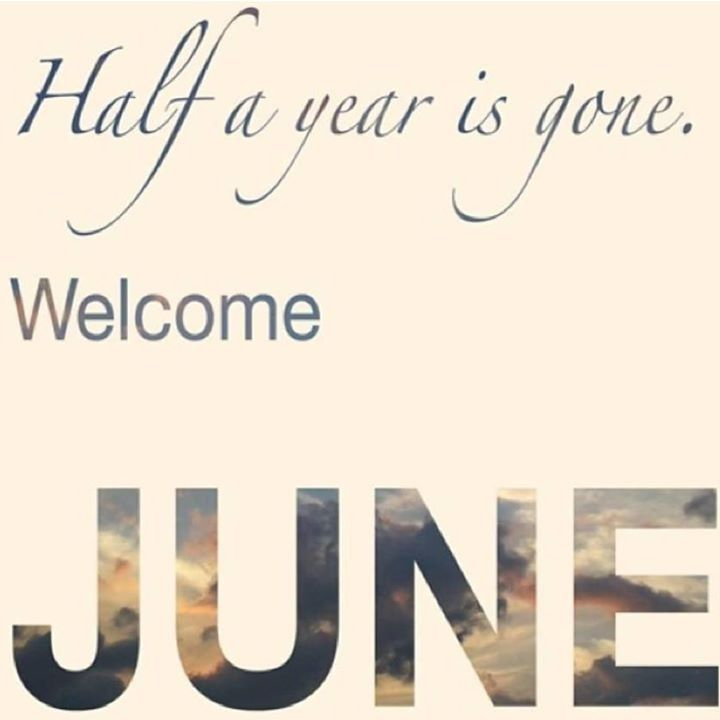 hello june please be nice to me this month will be my