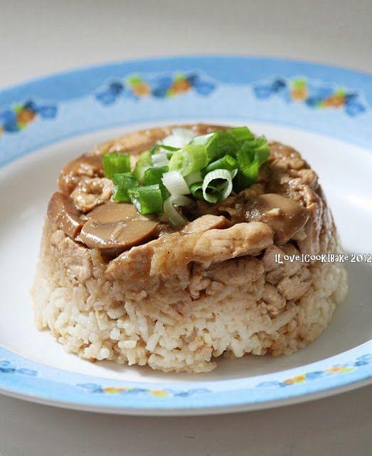 Resep Tim Ayam : resep, Steamed, Chicken,, Food,, Culinary