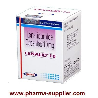Lenalid (Lenalidomide 10 mg Capsules) - Classified Ad | pharma supplier | Scoop.it