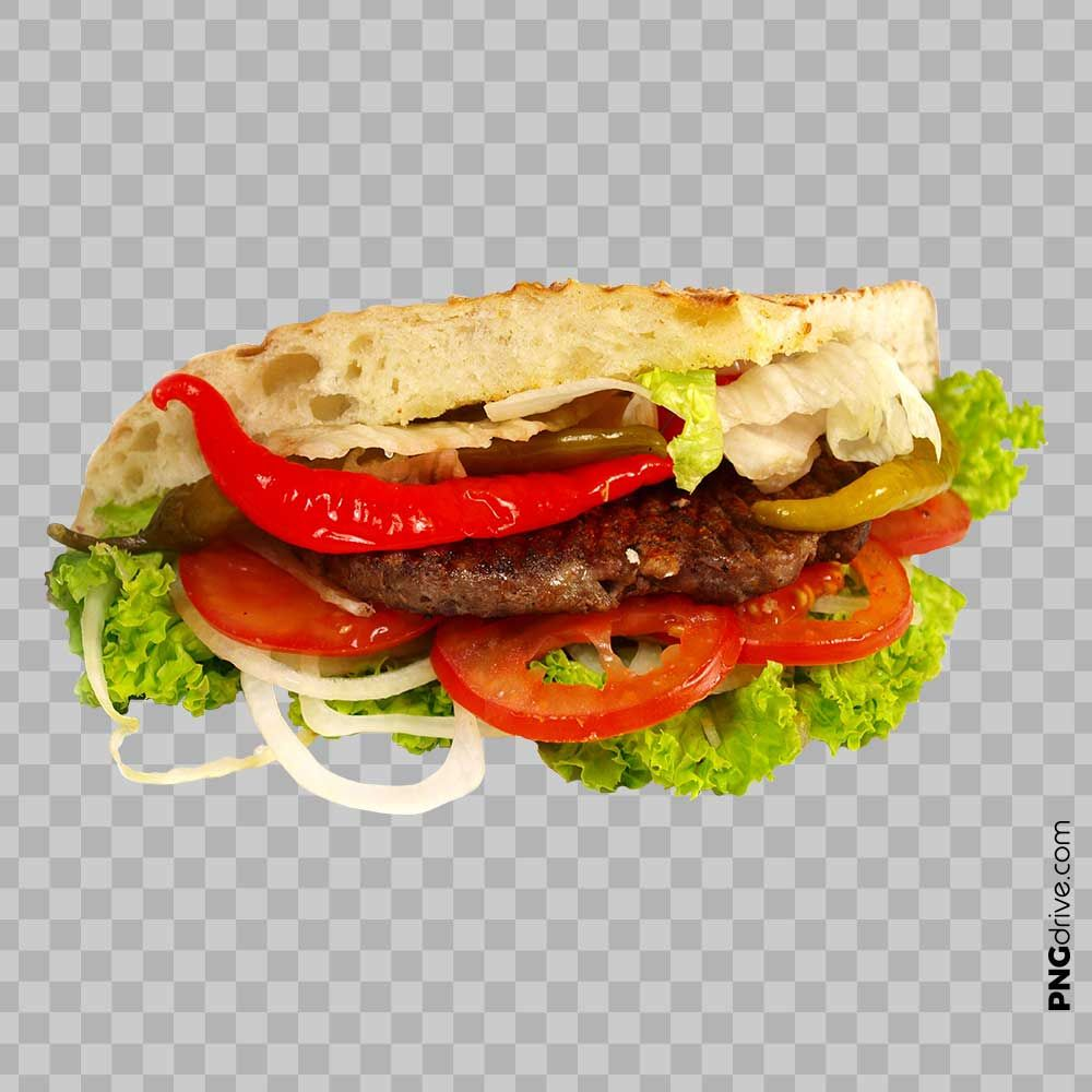 Pin By Png Drive On Sandwich Png Image Gourmet Sandwiches Food Gourmet