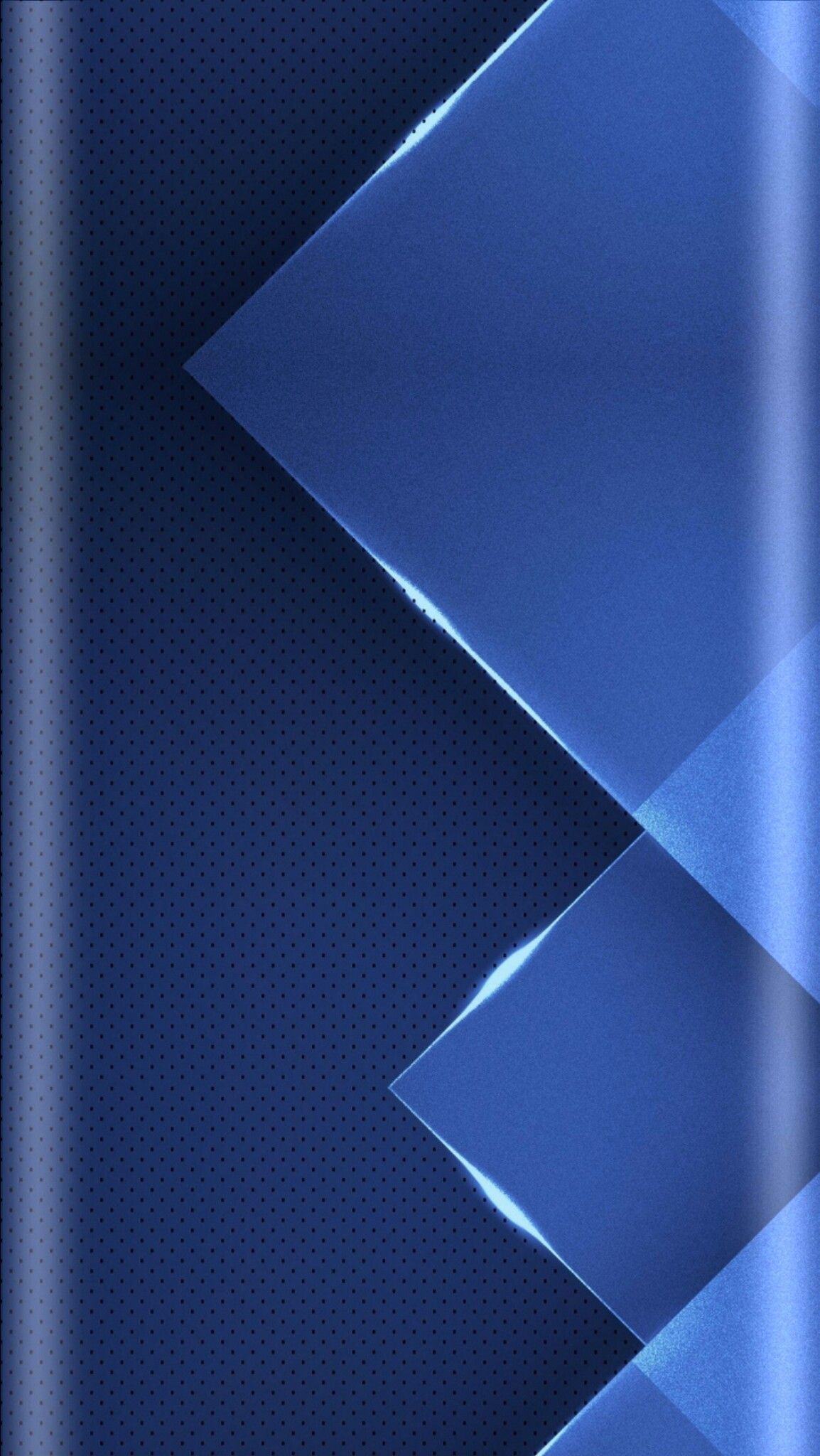 blue geometric abstract wallpaper   *abstract and geometric