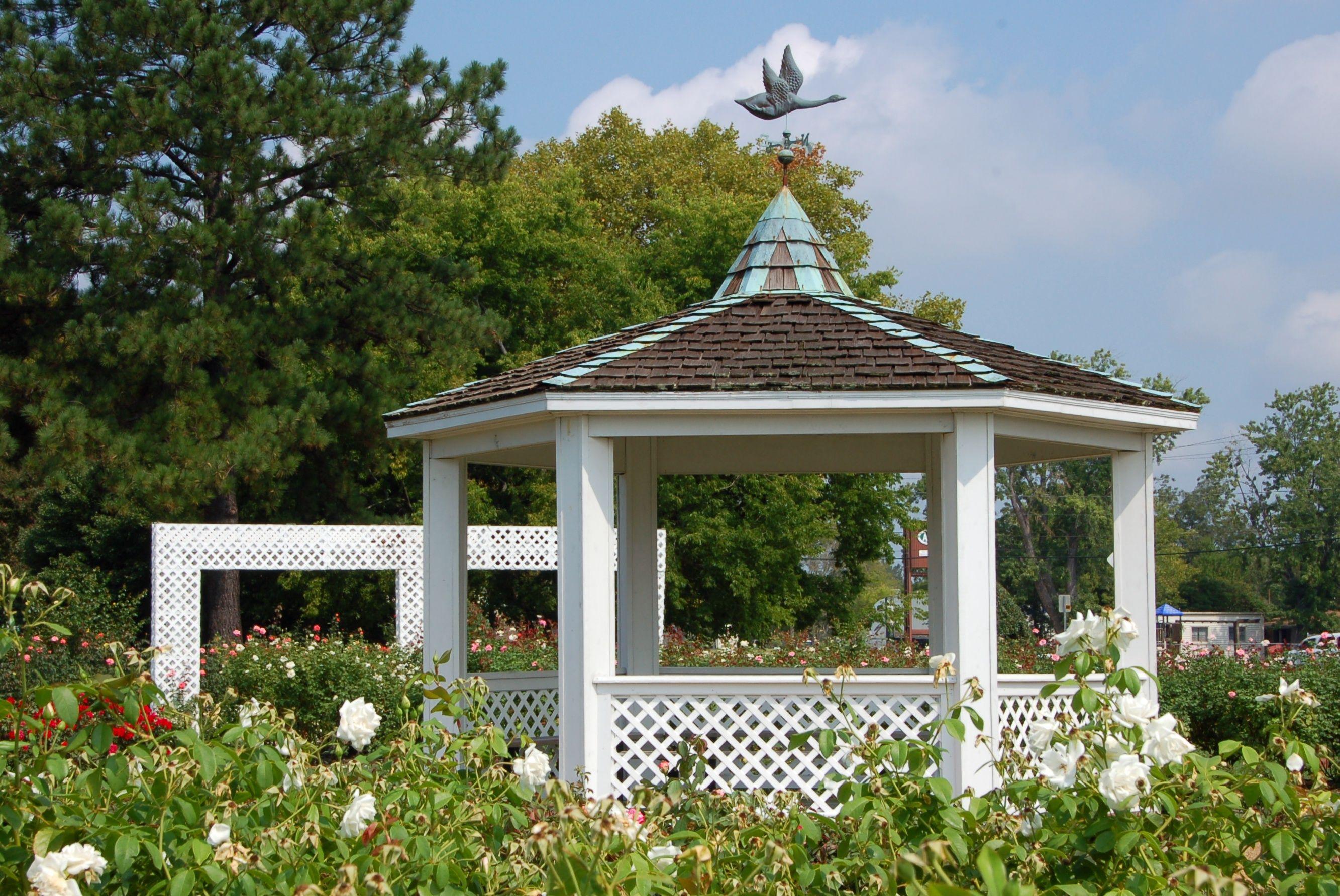 Rose Garden Gazebo