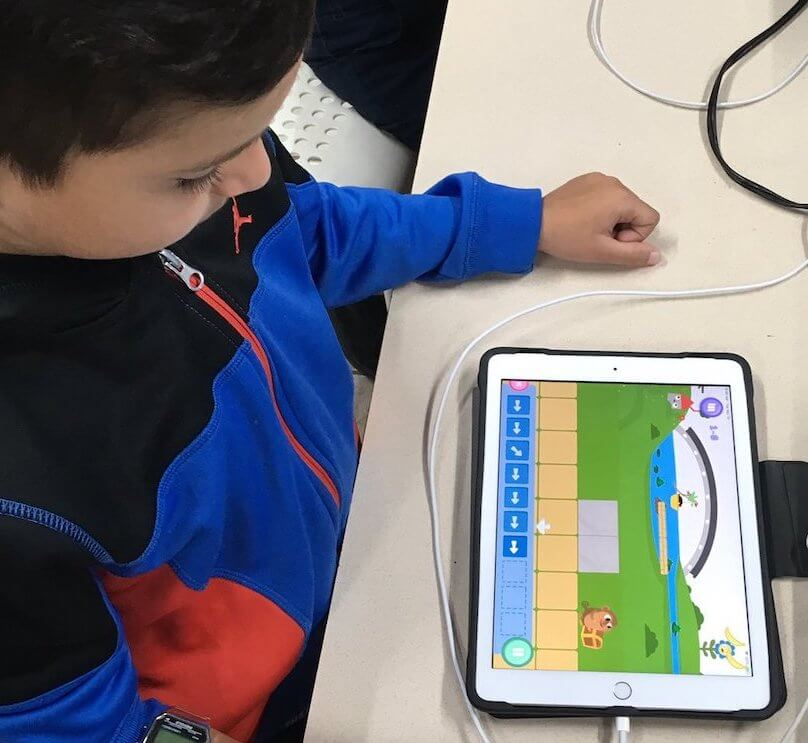 CodeMonkey Jr Coding Game for Preschoolers CodeMonkey