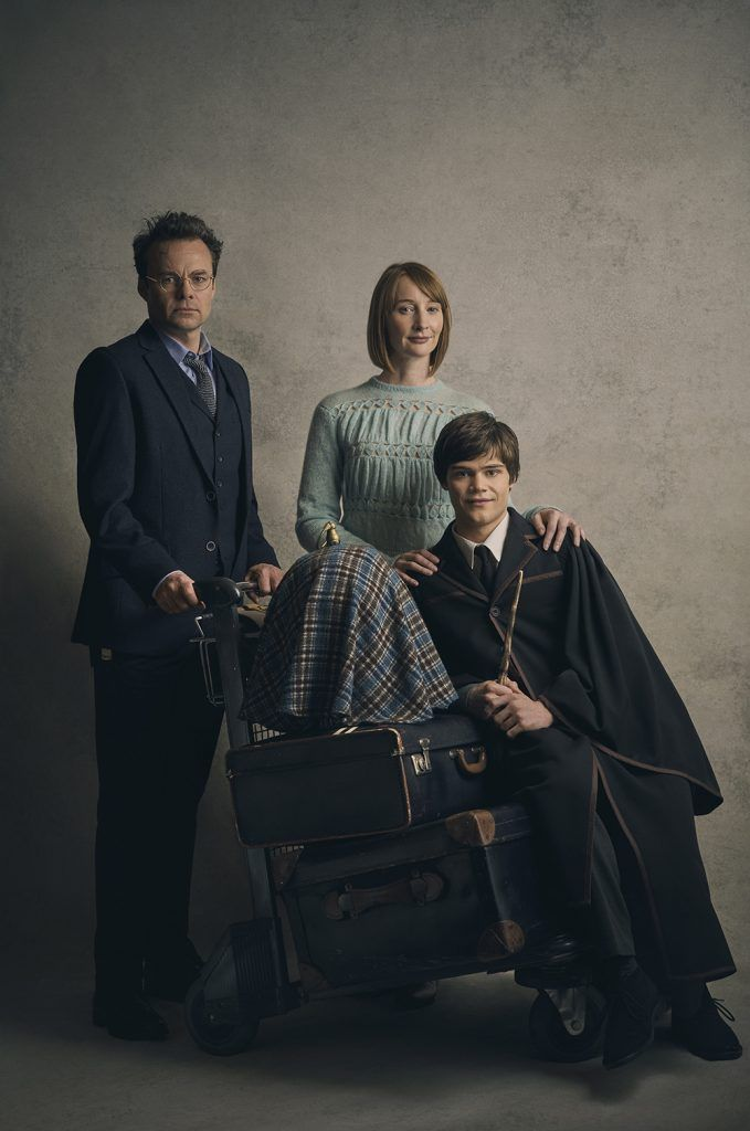 Jamie Glover Harry Emma Lowndes Ginny And Theo Ancient Albus