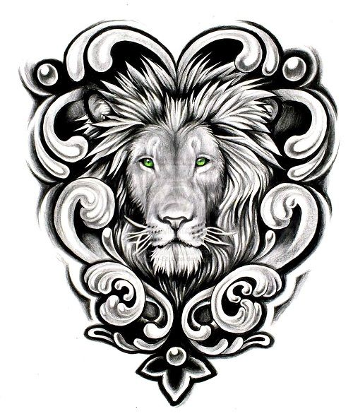 celtic lion tattoo google search tattoos lion tattoo