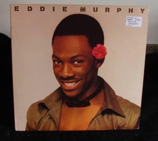 Eddie Murphy Lp Comedy Near Mint Comedynoveltymusic