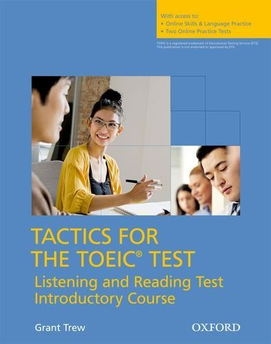 Tactics For Toeic Speaking And Writing Pdf