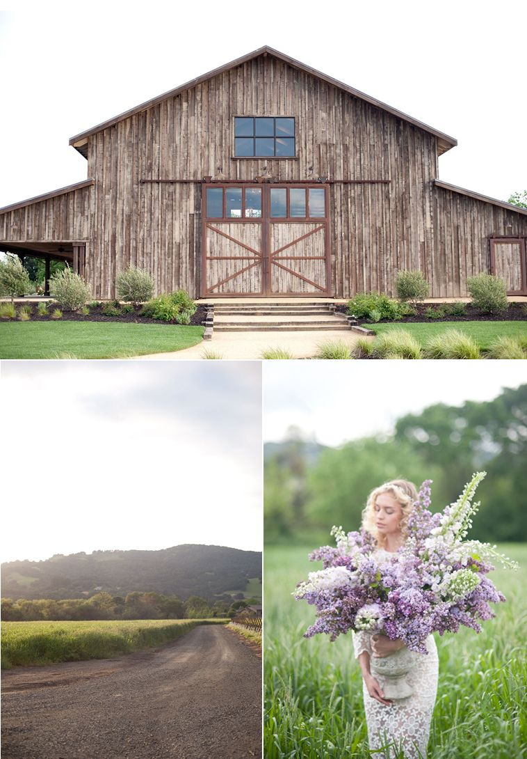 The Barn At Green Valley A New Napa Wedding Event Venue