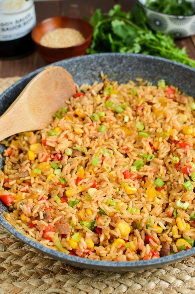 Syn Free Savoury Rice