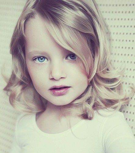 Haircut Of Girl Child: Pin On Photograph_Russian Child Models