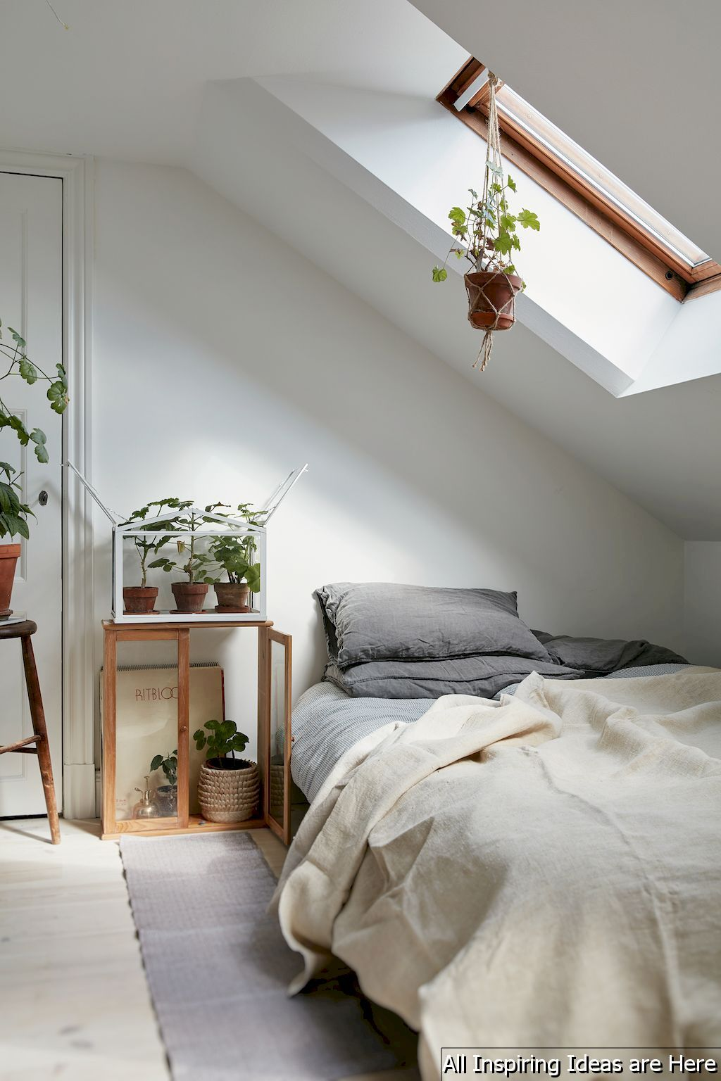 Gorgeous 60 Stunning Loft Bedroom Design Ideas