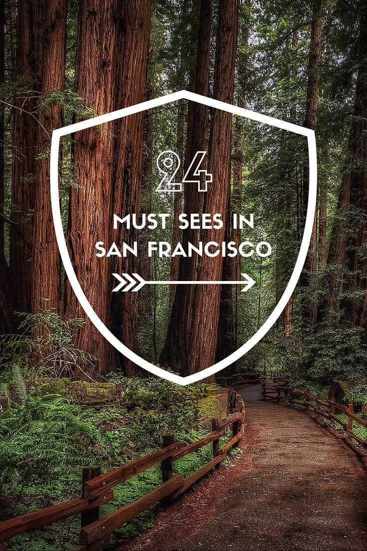 Did You Waste Your Trip to San Francisco | USA | Pinterest | San ...