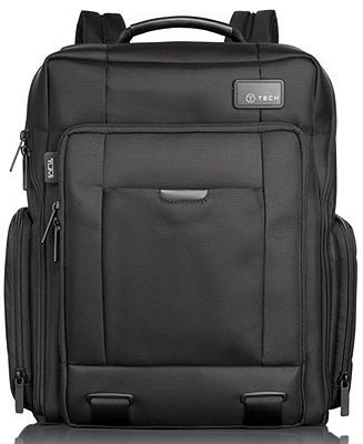 T-Tech by Tumi T-Pass Laptop Brief Pack, Network Backpack - Backpacks & Laptop Bags - Handbags & Accessories - Macy's