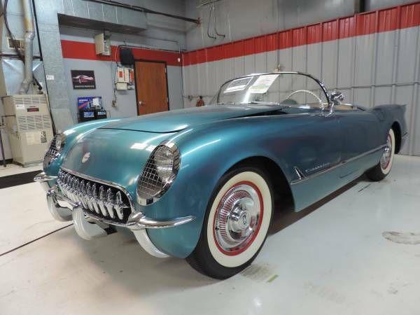 1954 Corvette---Original Unrestored! | Chevrolet corvette ...