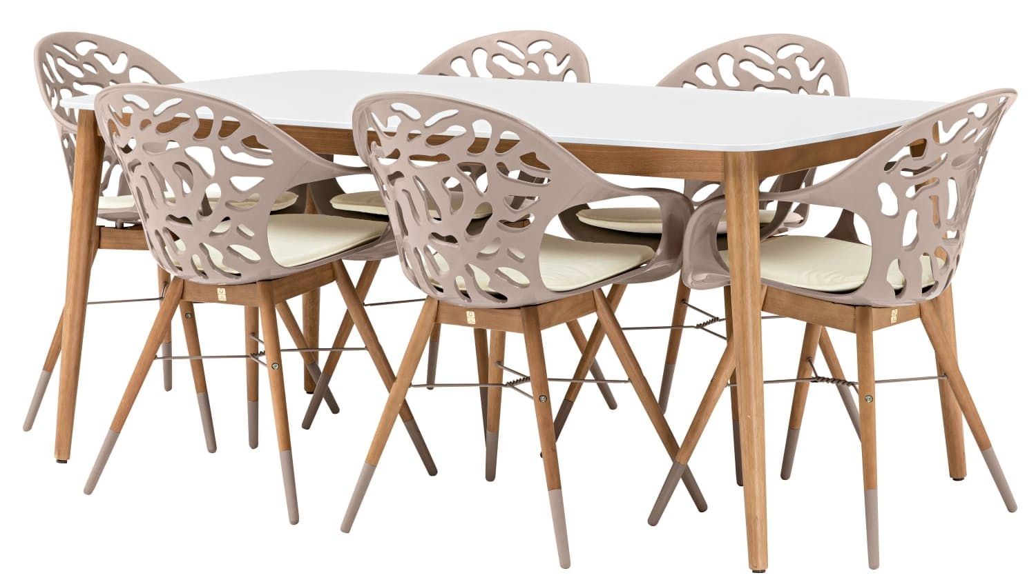 Home :: Furniture :: Dining :: Dining Chairs :: Coral Reef Carver