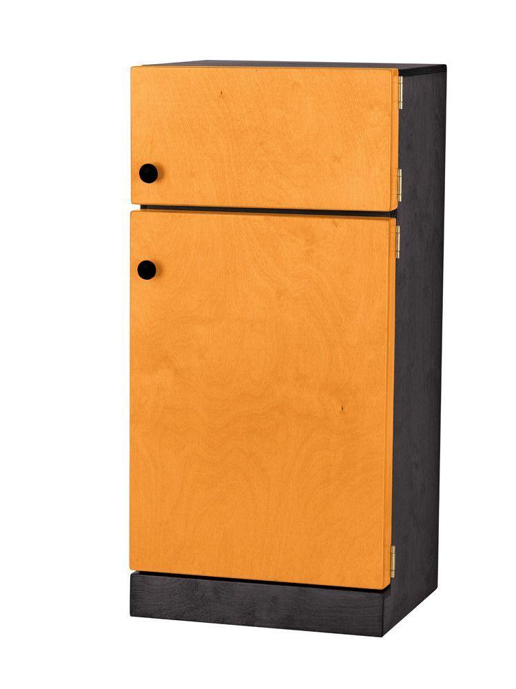 Kitchen Refrigerator Amish Handmade Wood Furniture Play Metro Series Handmade Wood Furniture