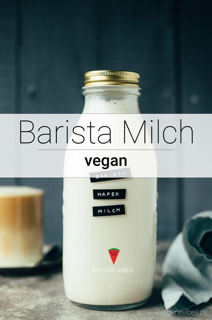 cremige Barista Milch (10 Minuten)