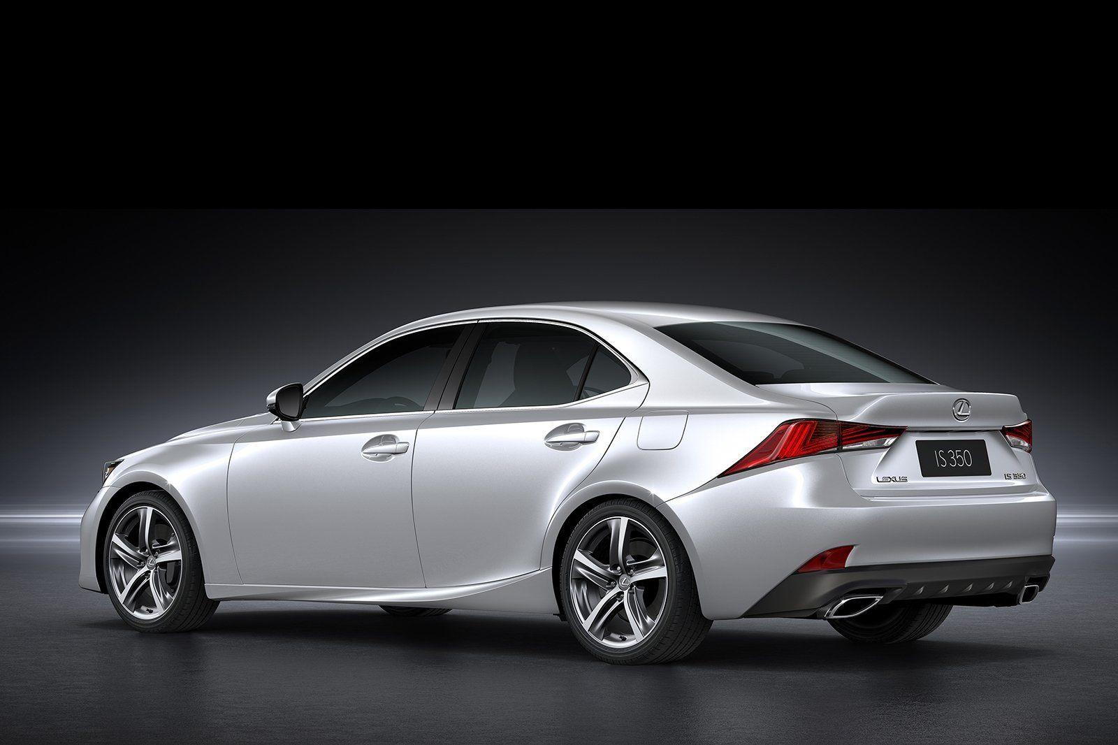Lexus voorziet is van minimale correctie miniscule facelift