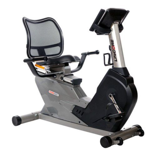 Cheap Lifecore Fitnes Lc950rbs Compact Self Powered Recumbent Bike Best Recumbent Exercise Bike Best Exercis Best Exercise Bike Bike Exercise Bike For Sale