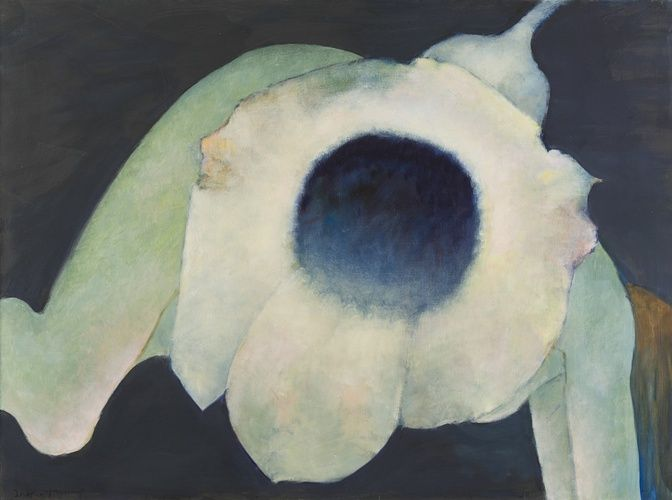 DOROTHEA TANNING: FLOWER PAINTINGS - 1 September - 1 October 2016 - Works…