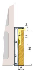 Schema Plinthe Led