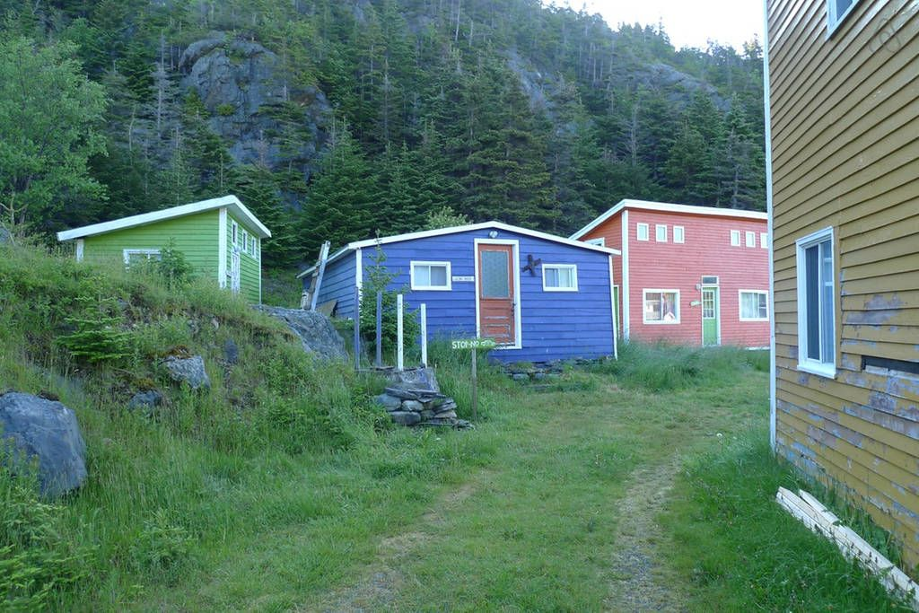 East Coast Trail Compound With Images Newfoundland