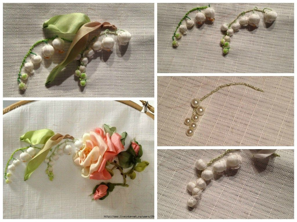 Lily of the valley from beads: photos, diagrams and features of weaving, recommendations for beginners 60