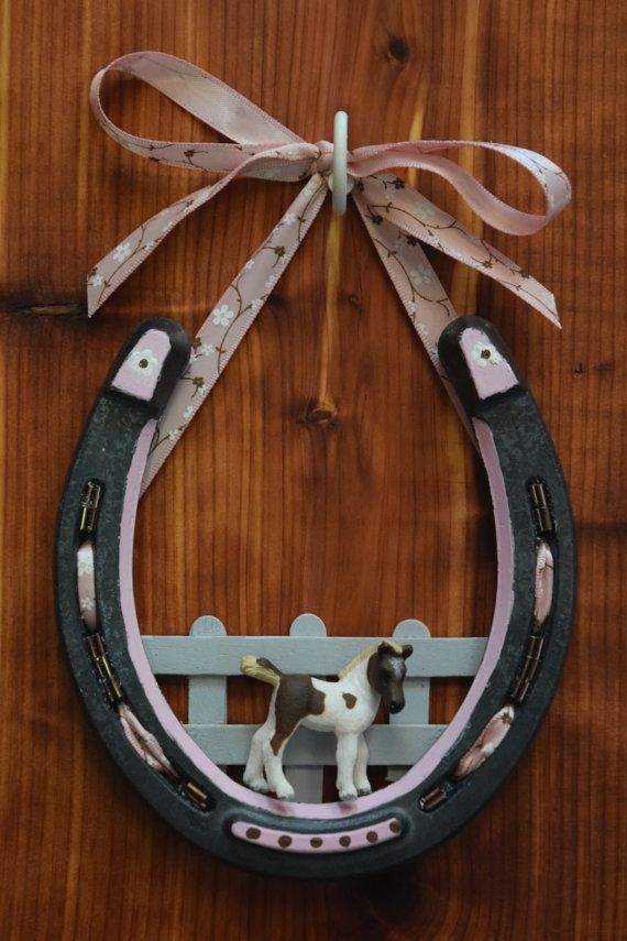 Lucky Western Horseshoe Decor By Luckyshoez On Etsy With Images