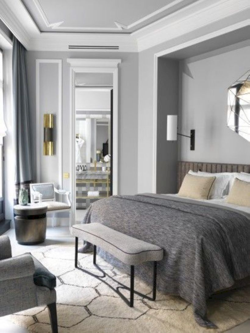 33 Stylish Bedroom Design Ideas For American Style Houses