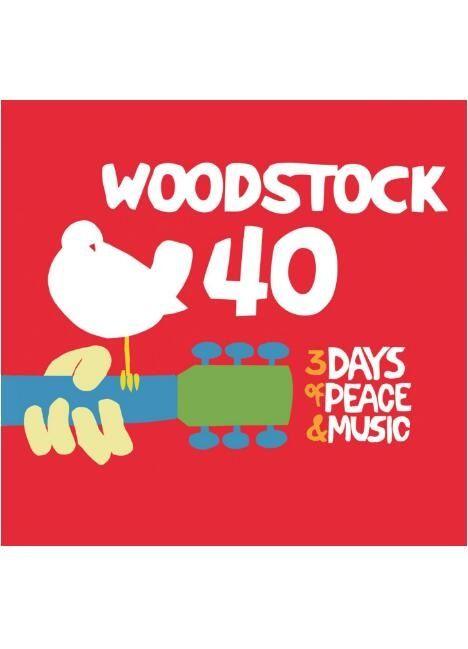 Woodstock 40 Years On Back To Yasgur S Farm Box Set 1 Family Guy