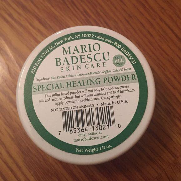 Mario Badescu Special Healing Powder Mario Badescu Healing Mario