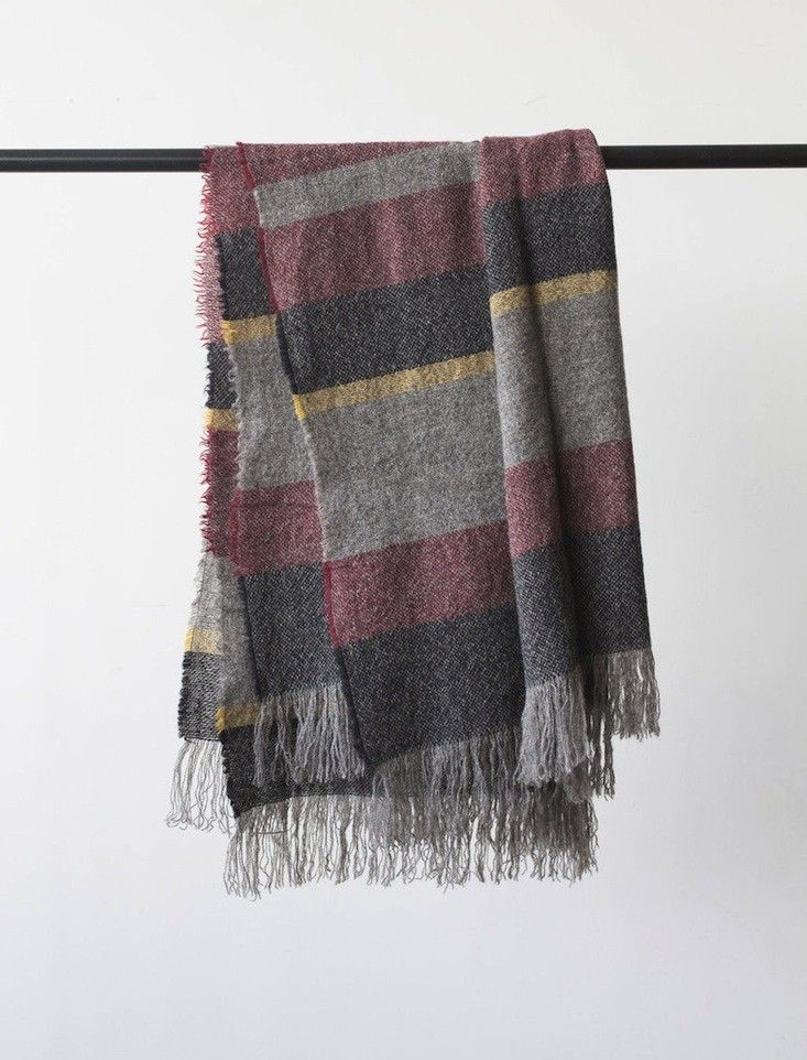 Godmother Stansborough Wool Blankets from New Zealand