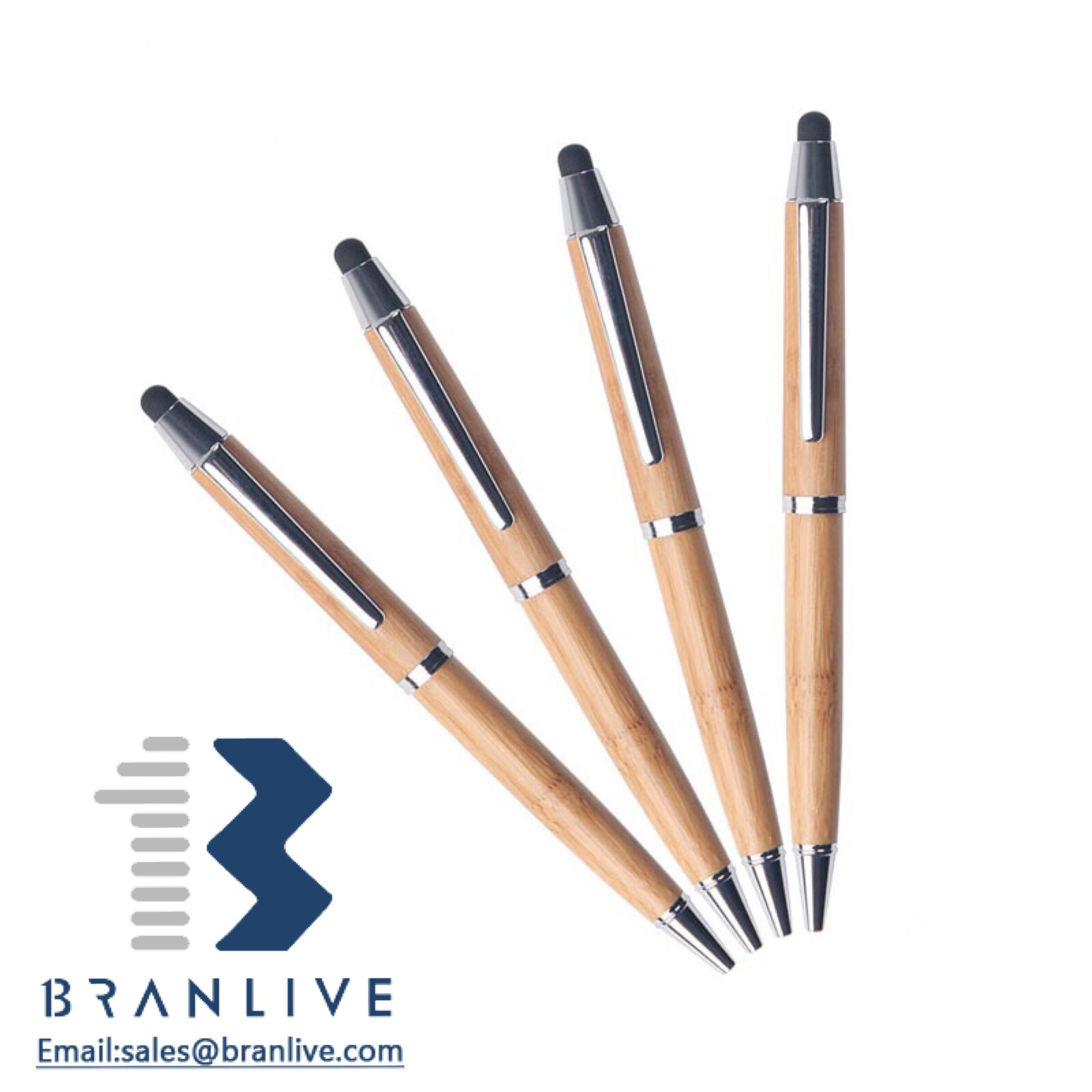 Wooden Pen Set Handcrafted Wood Ballpoint Gel Gift Pen Set Extra