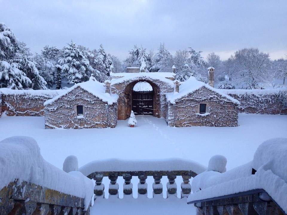 Castello Marchione - Conversano (BA) (Italia) (www.castellomarchione ...