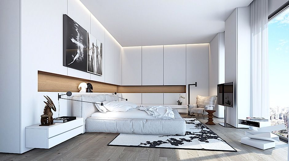 Really love this beautiful modern bedroom interior design also rh uk pinterest