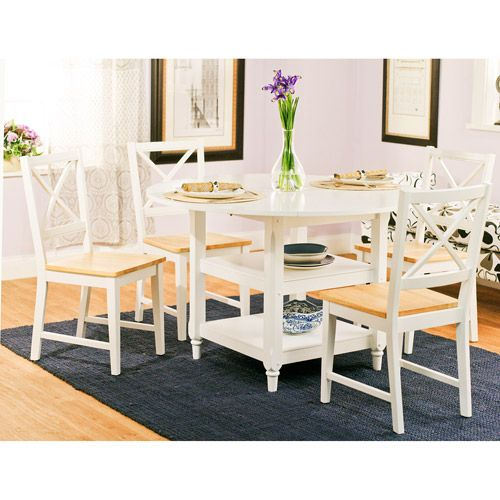Love This White Virginia Cottage Five Piece Dining Set By Target Marketing  Systems On