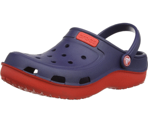 d69812a041d887 Prezzi e Sconti   Crocs kids duet wave clog nautical navy flame ad Euro
